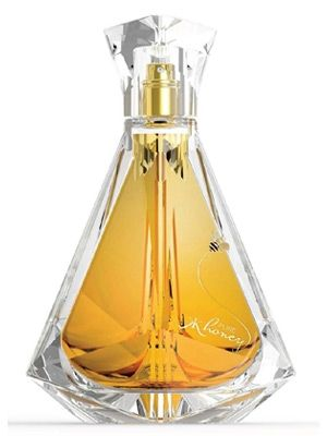 Pure Honey by Kim Kardashian is a sweet, honeyed Floral fragrance with rose, freesia and mandarin blossom in the top. Honeysuckle, orchid, honey and beeswax in the middle.  Coconut, vanilla and musk in the base. - Fragrantica
