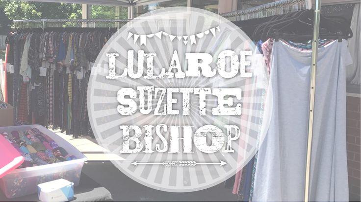 Lularoe Suzette Bishop FB banner