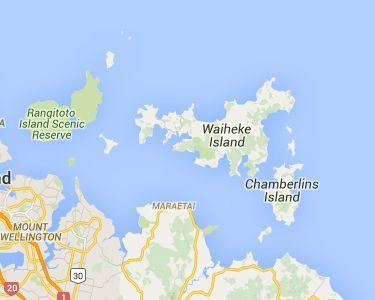 Waiheke Island boat ramps