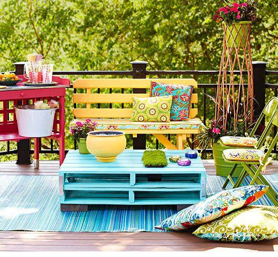 10 Wonderful and Cheap DIY Idea for Your Garden 5