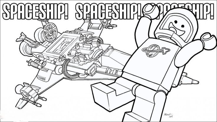lego coloring pages movie