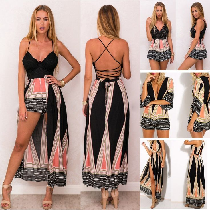 Summer dress ladies 7 iron