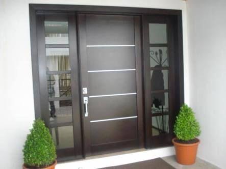 M s de 25 ideas incre bles sobre puertas de fierro for Modelos de puertas de fierro modernas