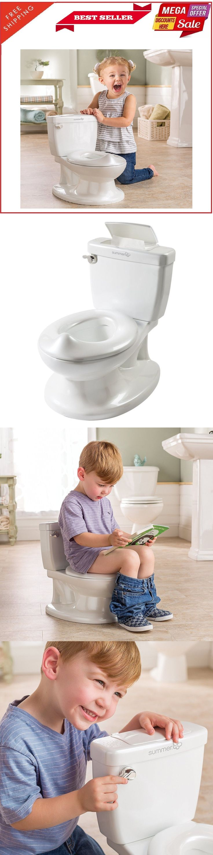 Potty Training 37631: Infant Potty Training Baby Toilet Seat Portable Kids Toddler Chair Trainer Pot -> BUY IT NOW ONLY: $33.67 on eBay!