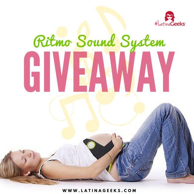 Nuvo Ritmo: Haz que tu bebé baile en tu pancita al Ritmo de éste sistema de sonido [Review + Giveaway]