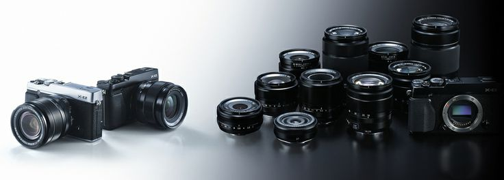 Moving To Mirrorless - The Fuji X-Series Cameras