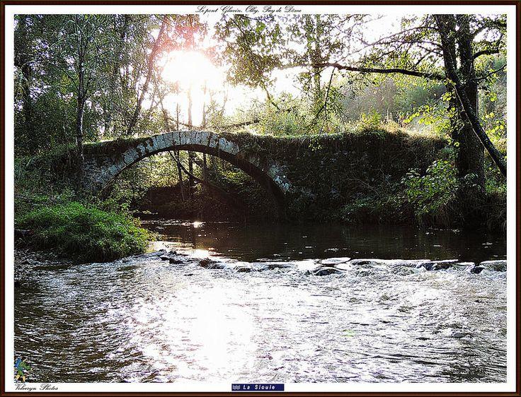 Le pont Glavin