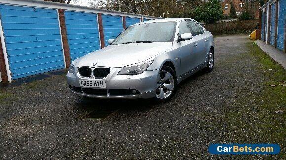 BMW 525d FSH  3 KEYS FULL MO #bmw #525 #forsale #unitedkingdom