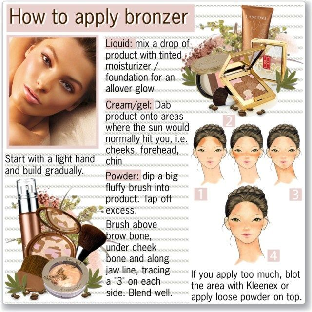 25 beautiful how to apply bronzer ideas on pinterest bronzer 25 beautiful how to apply bronzer ideas on pinterest bronzer tutorial makeup tips how to apply highlighter and face contouring tutorial ccuart Images