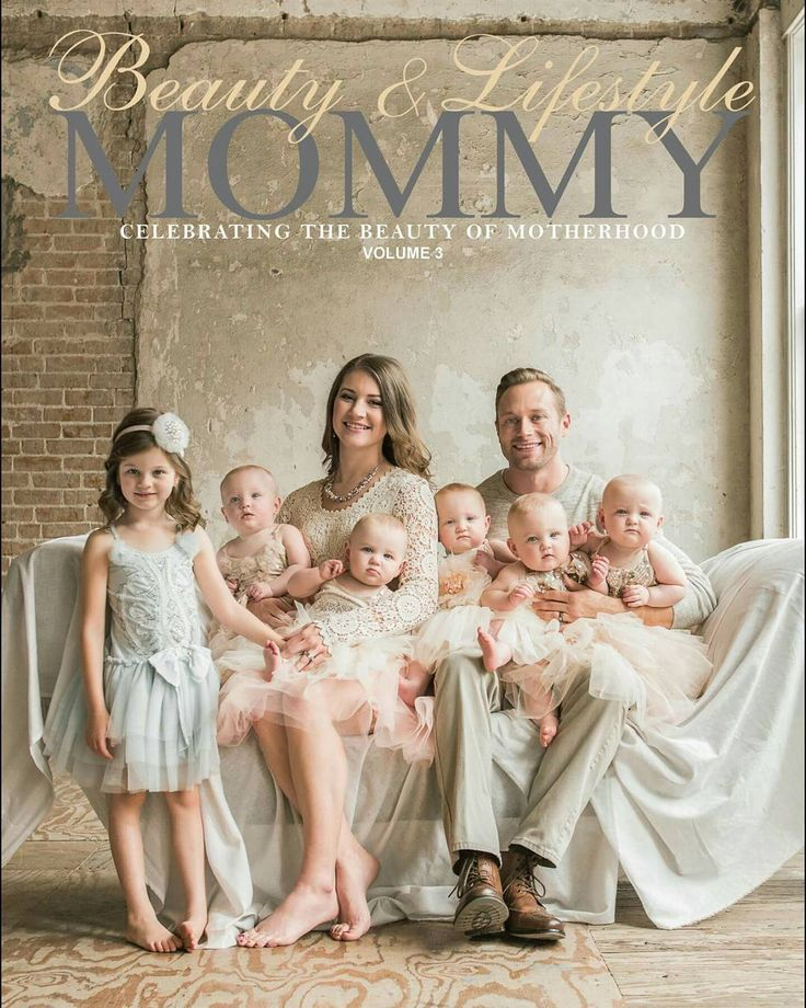 """We are thrilled to reveal the cover of our Volume 3 of Beauty & Lifestyle Mommy Summer 2016! Featuring the Busby Family @itsabuzzworld Americas only all-girl Quintuplets and big sister Blayke. You can watch their journey along with the rest of America during the Busby familys first year with the Quintuplets on their tv series """"OutDaughtered"""" on TLC premiering Tuesday May 10 at 10/9C. http://ift.tt/24j1nKu In March Elite photographer and Bump Society Member Yvette Giffith spent the day with…"""