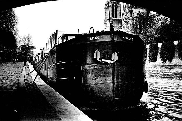 Daido MORIYAMA :: Paris, France, 1988-89