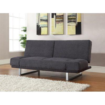 DHI Flex Fabric Convertible Sleeper Sofa | AllModern.com $279 + shipping