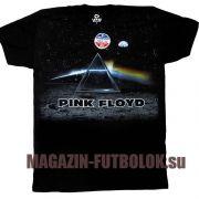 Новая футболка Pink Floyd Dark Side Lander