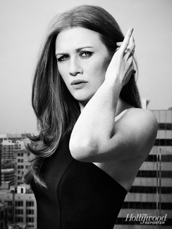 "Mireille Enos of ""The Killing"" B"