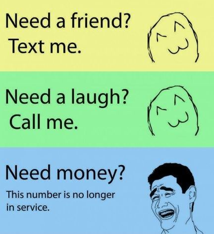 !: Friends Photos, Best Friends, Memes Faces, Money Problems, Funny Quotes, So True, Funny Girls, Girls Facts, True Stories