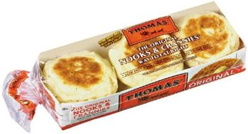 Thomas' Original English Muffins or Thomas' Better Start Muffins at Giant Food Stores