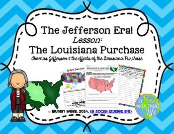 a history and importance of the louisiana purchase Louisiana purchase definition, a treaty signed with france in 1803 by which the us purchased for $15,000,000 the land extending from the mississippi river to the rocky mountains and from canada to the gulf of mexico.