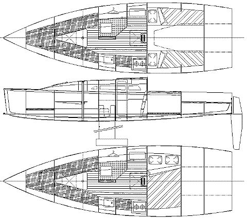 Boat plans plywood for Plywood fishing boat plans