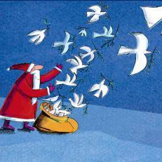 Christmas card, UNICEF 2001-2008