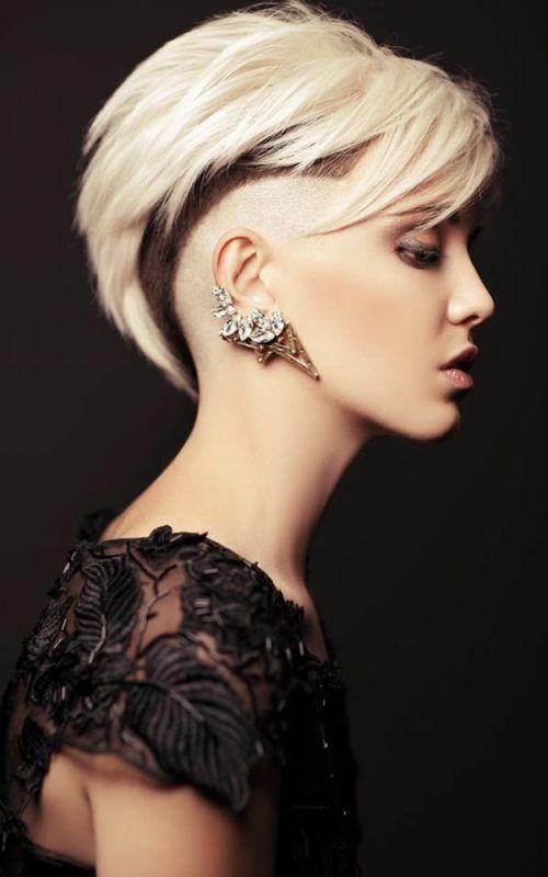Atrevida y Vanguardista Afeitado Peinados para Mujeres //  #Afeitado #Atrevida #mujeres #para #Peinados #Vanguardista