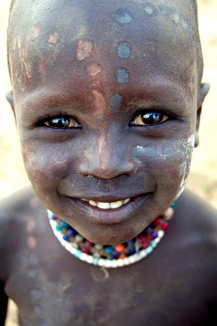 Happiness and a smile on our face are the keys to pass through life no matter how hard it can get!  http://www.uniteusproject.com