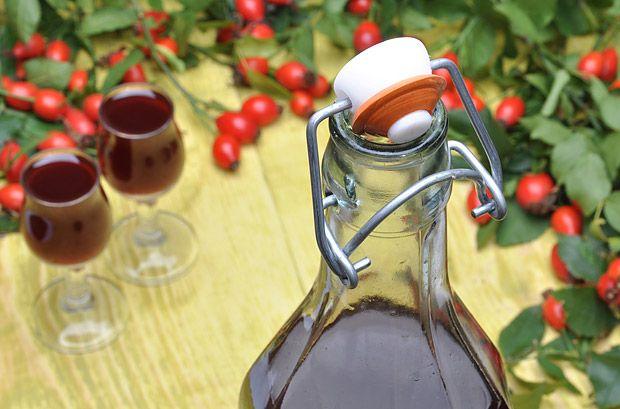 Šípkovy likér