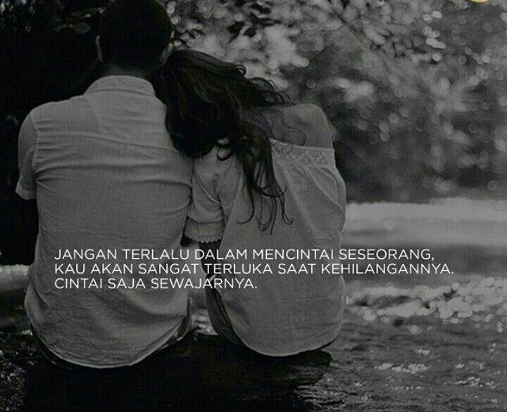 cinta itu sungguh menyakitkan disaat kekecewaan hadir :'(