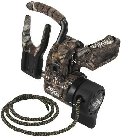 QAD HDX Arrow Rest Lost Camo Righthand