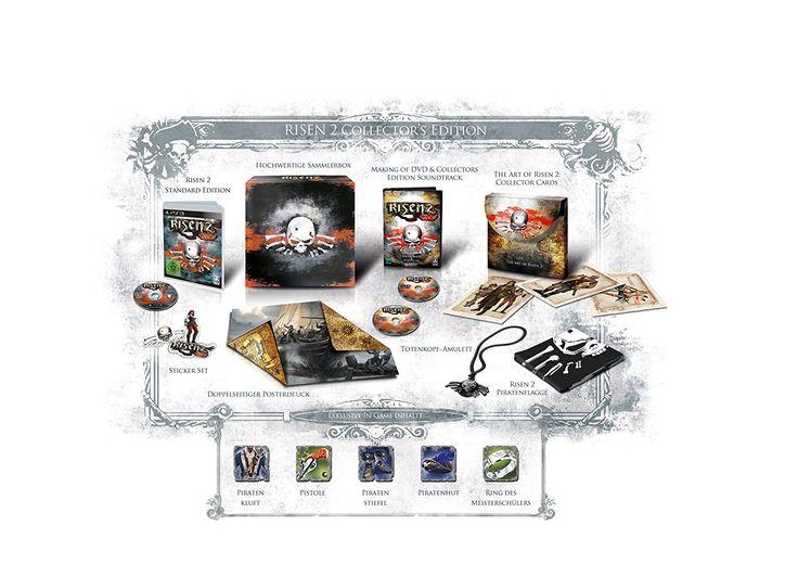 Risen 2: Dark Waters - Collector's Edition: Playstation 3: Amazon.de: Games