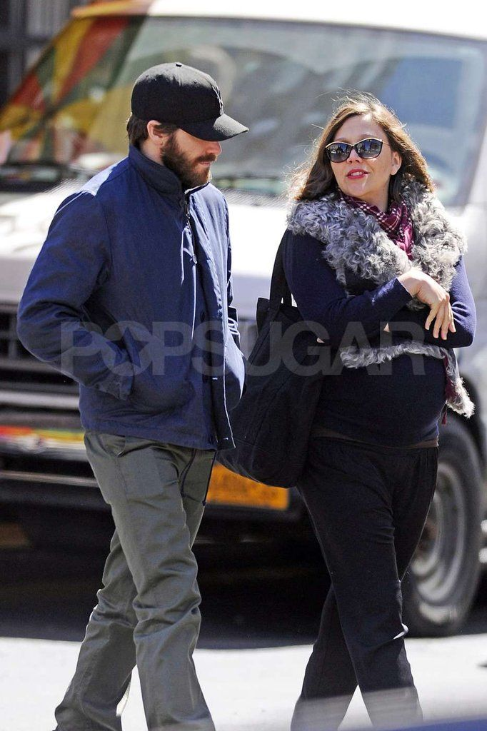 Siblings Maggie and Jake Gyllenhaal Bond Over a NYC Stroll