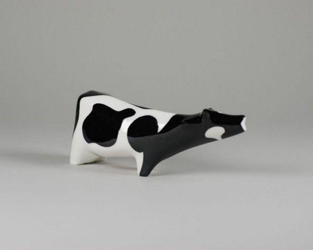 Figurka porcelanowa KRÓWKA - AS Ćmielów (5036678992) - Allegro.pl - Więcej niż aukcje.