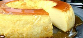 Milk pudding - Do not go in the oven. ingredients: 2 cans of condensed milk 2 boxes of cream 1 cup (tea) of milk 1 envelope gelatin powder without flavor 2 tablespoons (soup) of sugar to the pan caramelize!