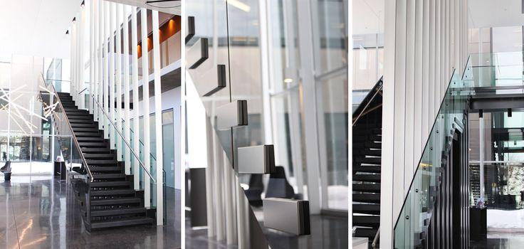 Escaliers et garde-corps Slik - Slik Stairs and balustrade
