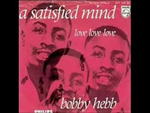 Bobby Hebb performing Sunny, Philips 1966 https://en.wikipedia.org/wiki/Sunny__(song)  http://www.bobbyhebb.com/