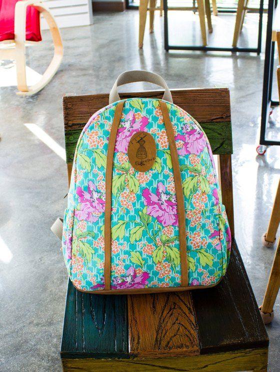 Phoebe Backpack PDF Sewing Pattern