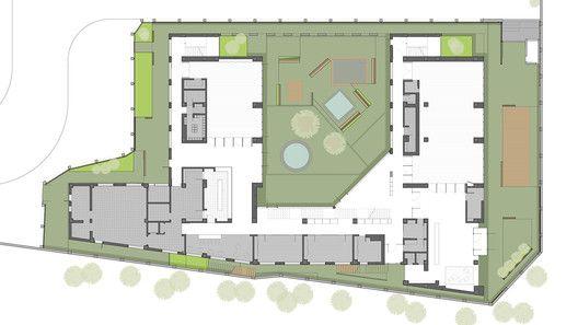 Renovação do Jardim Infantil Tales CBD,Planta baixa 01