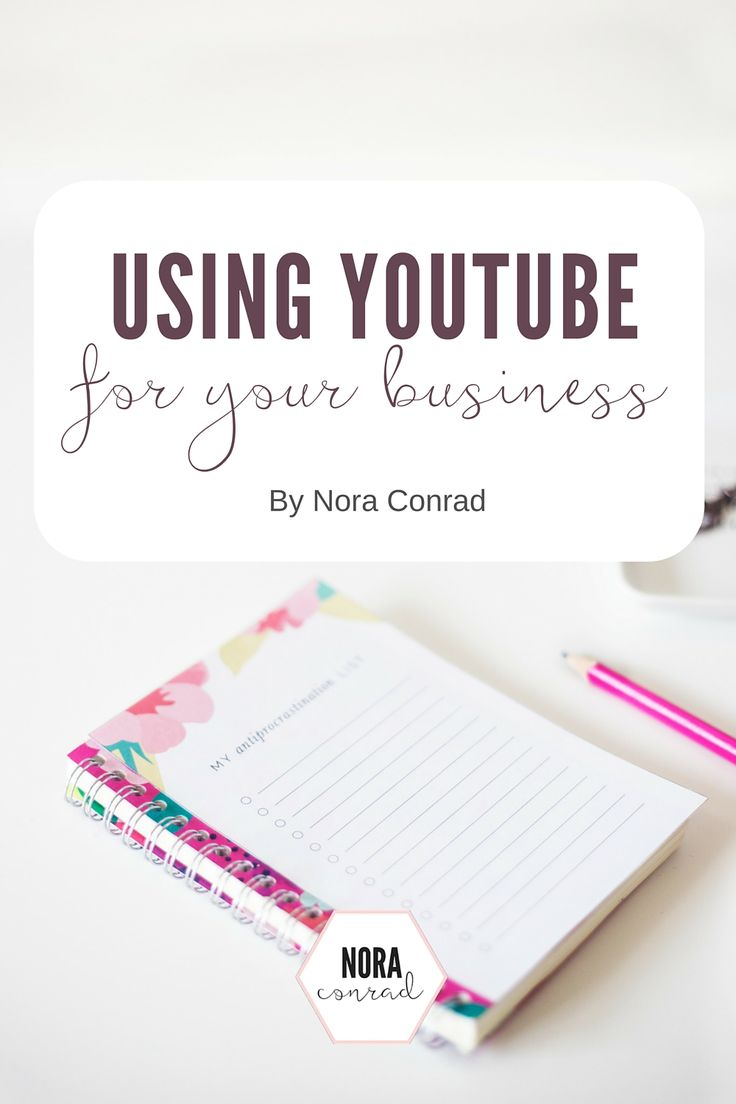 YouTube can be an extremely valuable tool for small businesses and bloggers  to expand their audience and add personality to their content. It can be  intimidating to get started though, there's a lot to learn and just getting  in front of the camera can be tough. So, this guide is for anyone and  everyone to use Youtube for your business, either for the first time, or  more consistently.  Let's jump in.