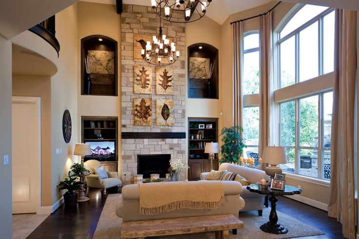 68 Best Two Story Rooms Images By Linda Jackson Roberts On Pinterest Living Room Interior