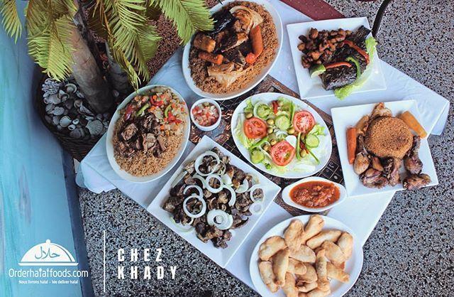Restaurant Senegalais Halal Chezkhady Halalfood Montrealfood Food Ramadan Orderhalalfoods Senegal Senegalesefood Mont Halal Recipes Montreal Food Food