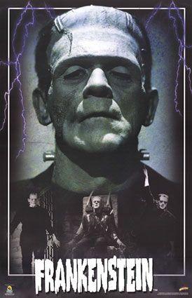 Frankenstein (classic look -JD)