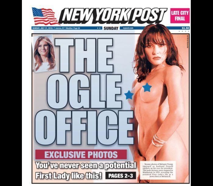 InfoNavWeb                       Informação, Notícias,Videos, Diversão, Games e Tecnologia.  : Jornal publica fotos de mulher de Trump em nudez f...