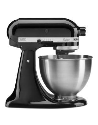 #HudsonsBay: $229.95 or 43% Off: $170 off the Black KITCHENAID Classic Series Stand Mixer - now only $230 in The... http://www.lavahotdeals.com/ca/cheap/170-black-kitchenaid-classic-series-stand-mixer-230/45139