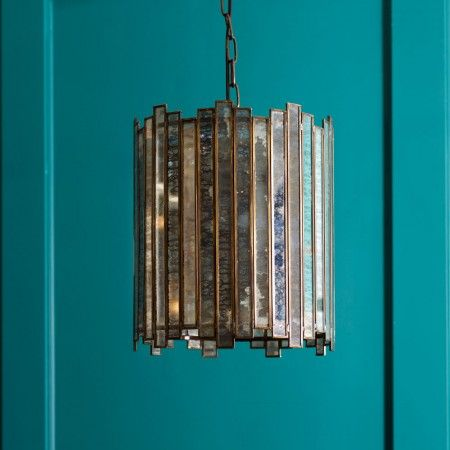 Downton Round Pendant Light | Chandeliers & Ceiling Lights | Graham & Green