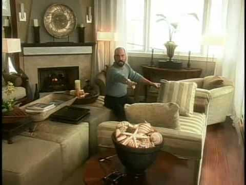 ▶ Tiny Living Room Gets Huge Makeover -- Christopher Lowell - YouTube
