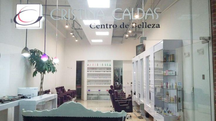 CENTRO DE BELLEZA CRISTINA CALDAS Peluqueria, masajes