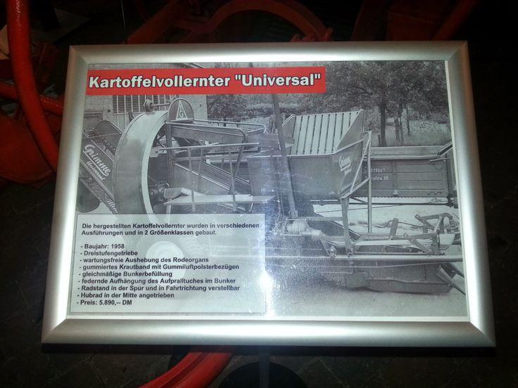 Grimme Stehouwer www.sthmachines.nl Universal