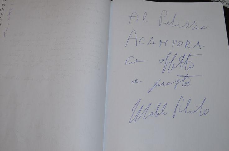 Dedica di Michele Placido, 2012
