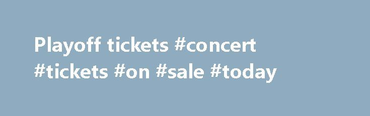 Playoff tickets #concert #tickets #on #sale #today http://tickets.remmont.com/playoff-tickets-concert-tickets-on-sale-today/  Tickets java.lang.RuntimeException: Failed to get data //CSPRDCMS01-fe/default/main/NFL/CLUBS/PACKERS/WORKAREA/main/templatedata/Editorial/ADVERTISEMENT/data/ad_test at com.interwoven.livesite.file.impl.CsFileDal.read(CsFileDal.java:173) at com.interwoven.livesite.file.impl.CsFileDal.read(CsFileDal.java:139) at…