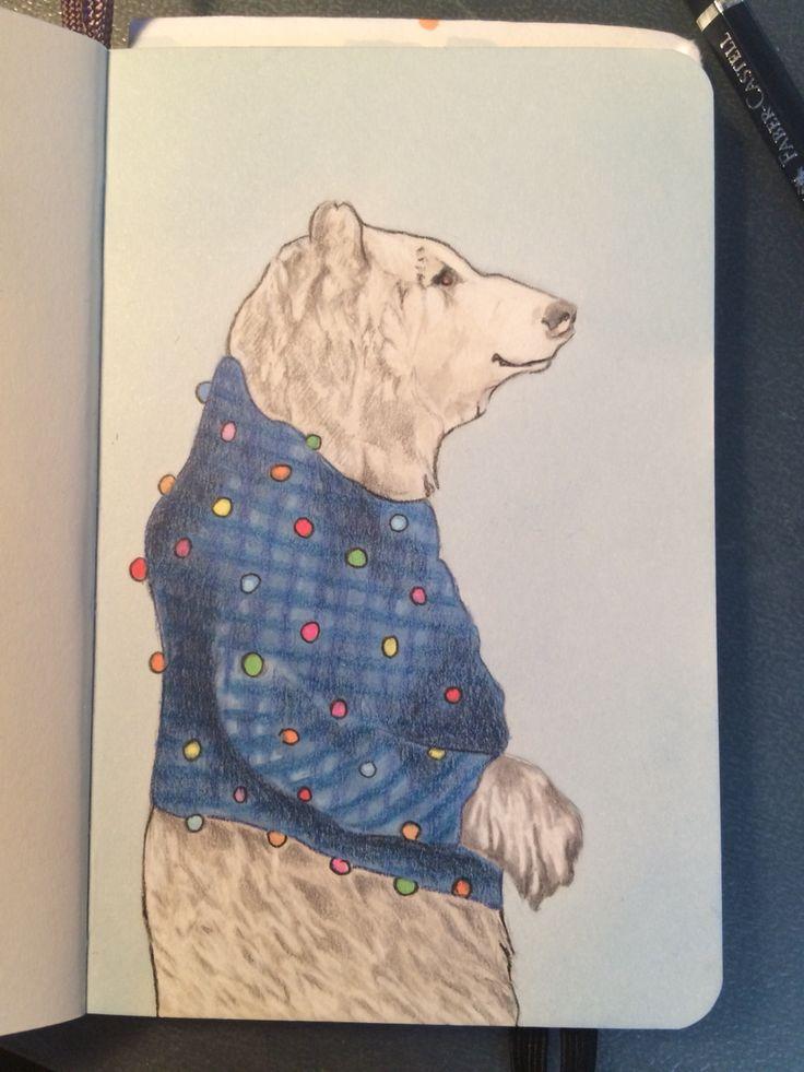 Finished bear :)