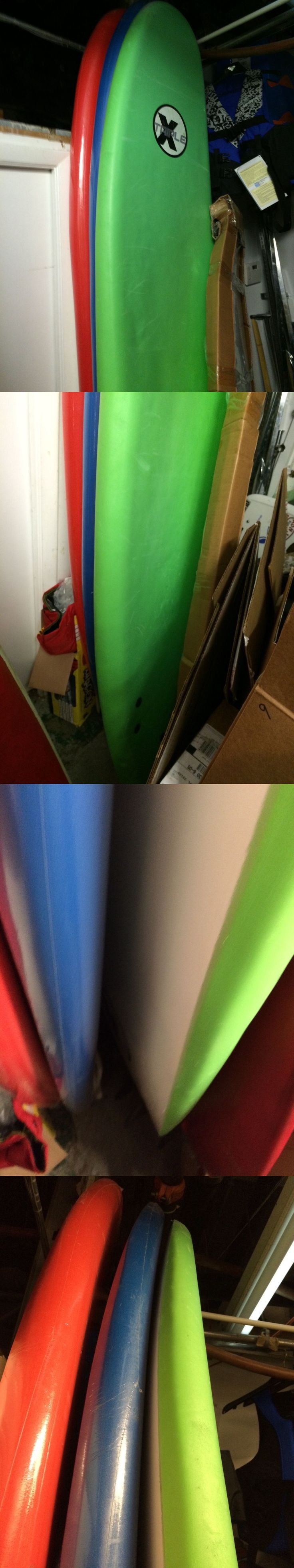 Surfboards 22710: Surfboard Foam 9 Ft New Beginner Surf Board -> BUY IT NOW ONLY: $295 on eBay!